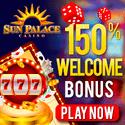 SunPalace Casino BJ Bonus
